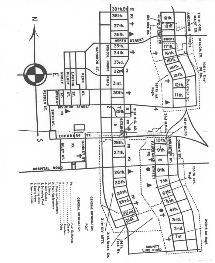 Area Unit Map