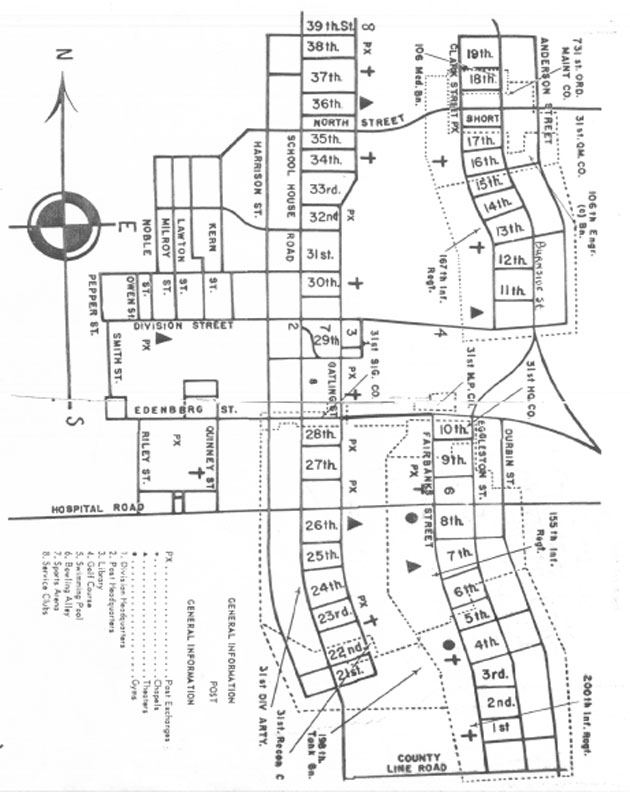 Camp Atterbury 01 September 1942 on camp arifjan map, atterbury fwa map, little sioux scout ranch map, edinburgh map, camp beauregard phone directory, ft chaffee map, bellows air force station map, camp clinton map, walter reed army medical center map, camp alta map, camp cutler map, camp andrews map, camp baker map, camp buffalo map, ap hill map, camp buehring map, camp shelby map, camp greenwood map, camp palmer map, chanute air force base map,
